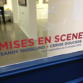 Exposition &quot;Mises en scne&quot; chez Inception Gallery